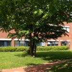 Eingangsbereich des Sozialgerichts Kiel